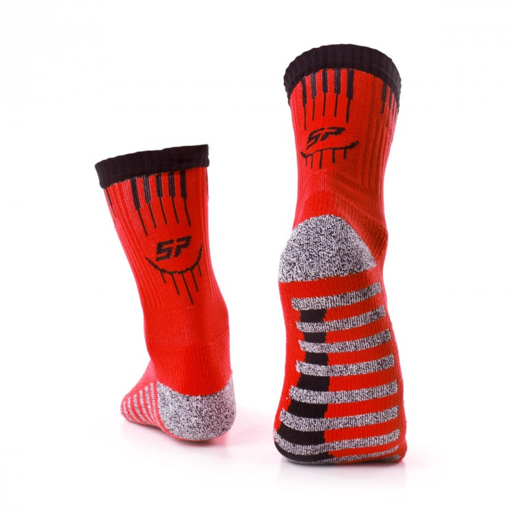 Calcetines SP Grip Rojo