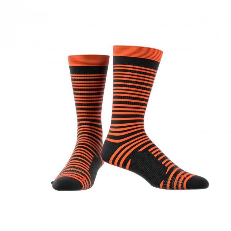 Calcetines adidas Icon Black-Solar orange-Solar red
