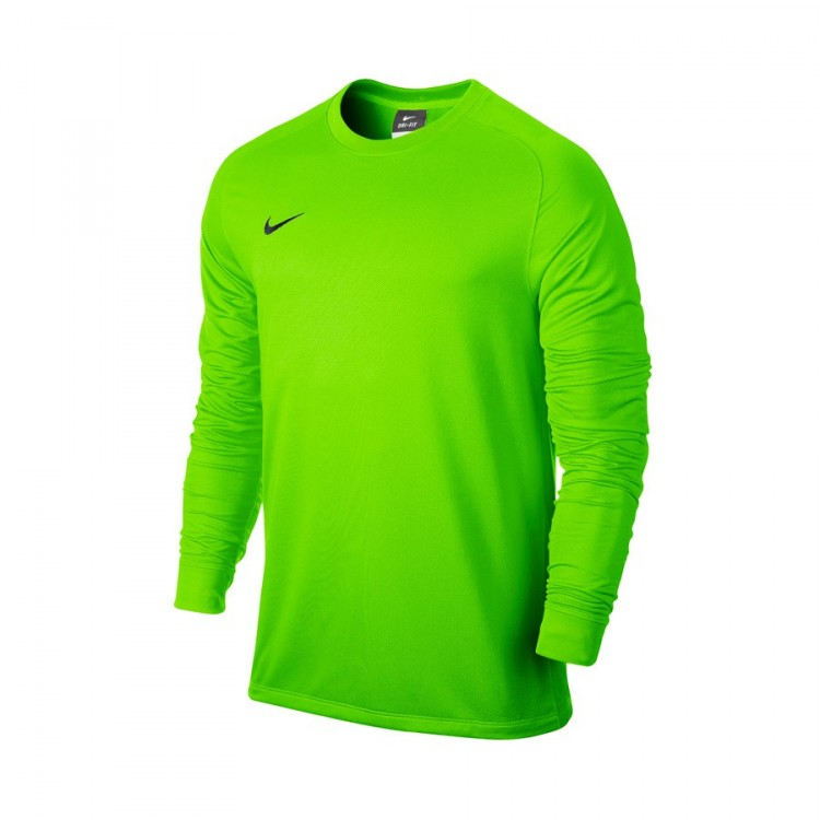 Camiseta Nike Park Goalie II Electric green