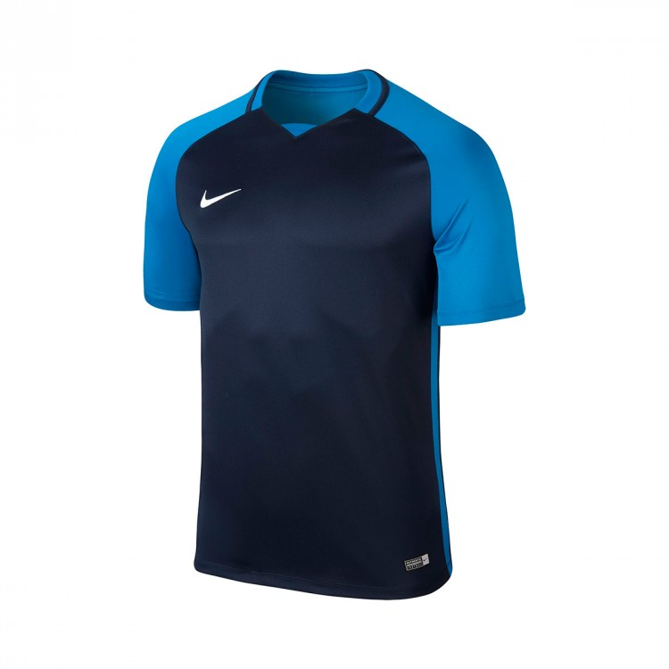 Camiseta Nike Trophy III m/c Midnight navy-Photo blue