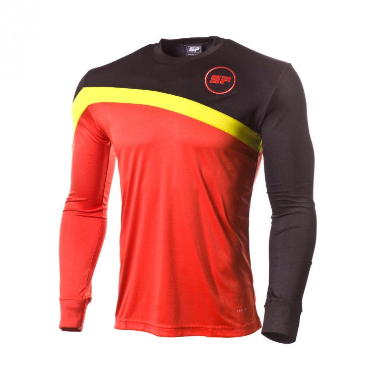 Camiseta SP m/l Valor Rojo