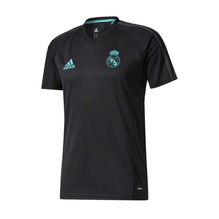 Camiseta adidas Real Madrid Training 2017-2018 Black