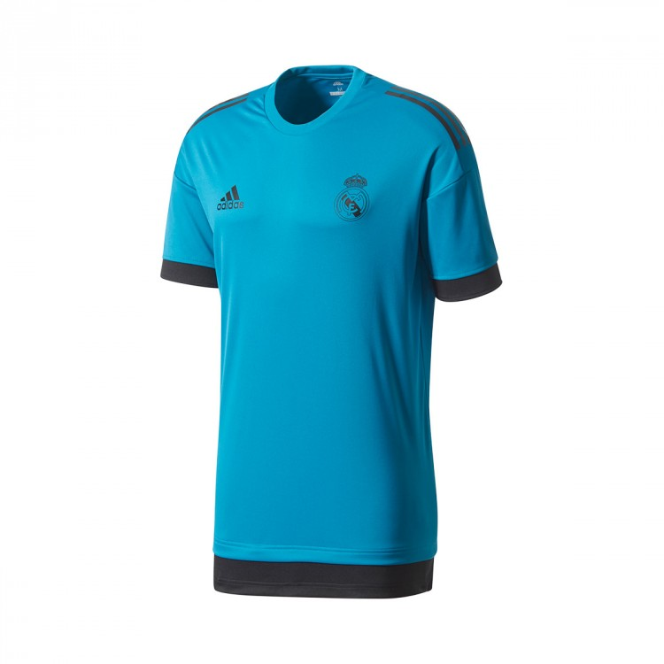 Camiseta adidas Real Madrid Training 2017-2018 Turquoise