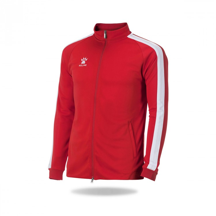 Chaqueta Kelme Global Rojo