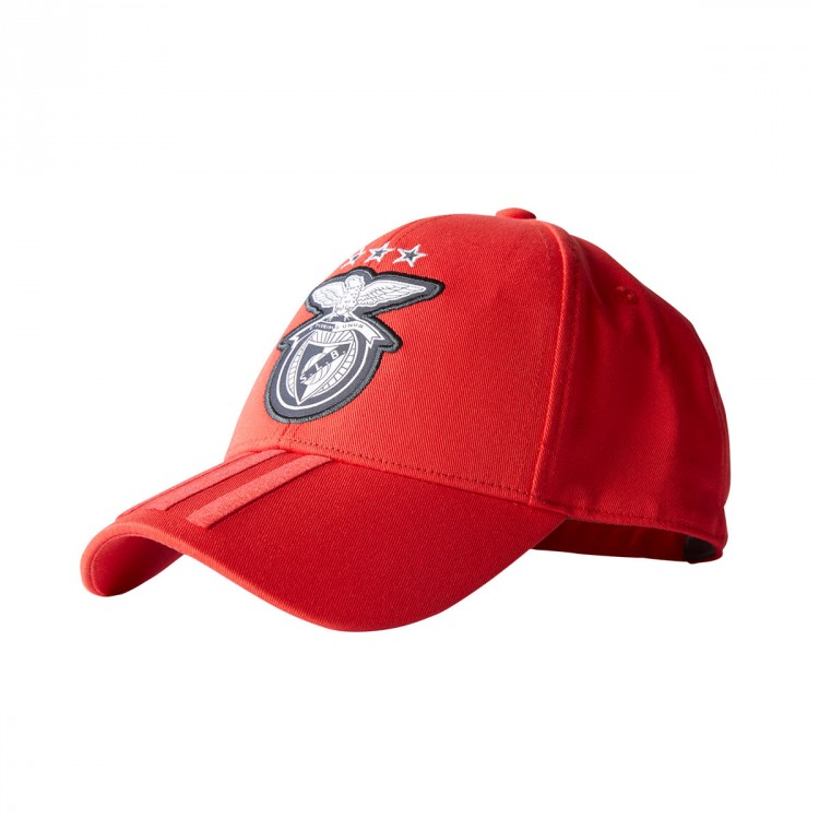 Gorra adidas SL Benfica 2017-2018 Red-Dark grey