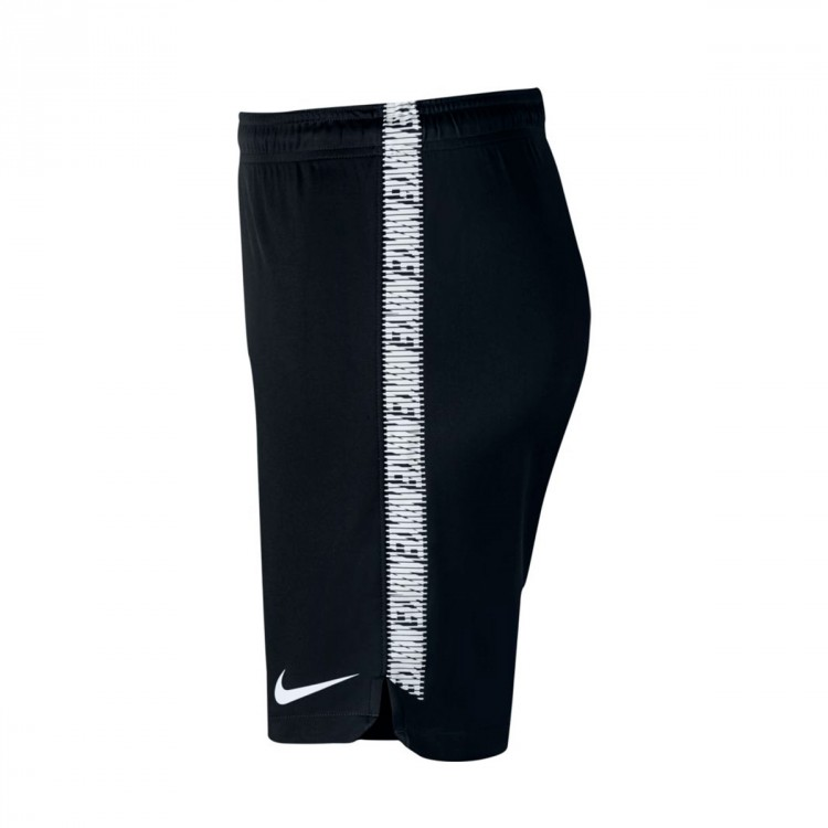 Pantalón corto Nike Dry Squad Football Black-White