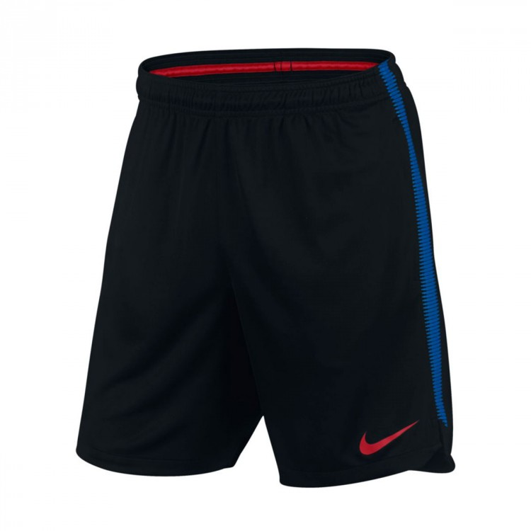 Pantalón corto Nike FC Barcelona Dry 2017-2018 Black-Soar-University red