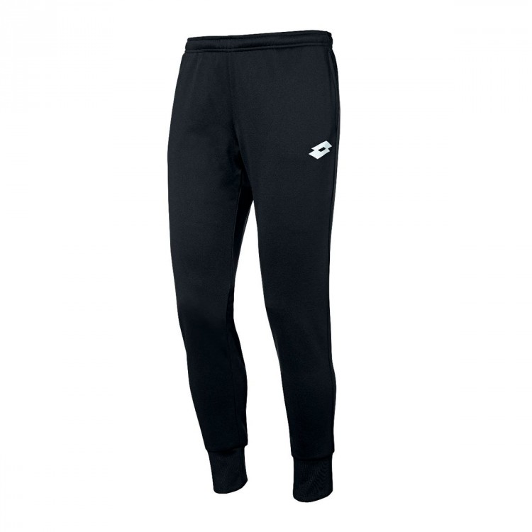 Pantalón largo Lotto Delta Rib Black
