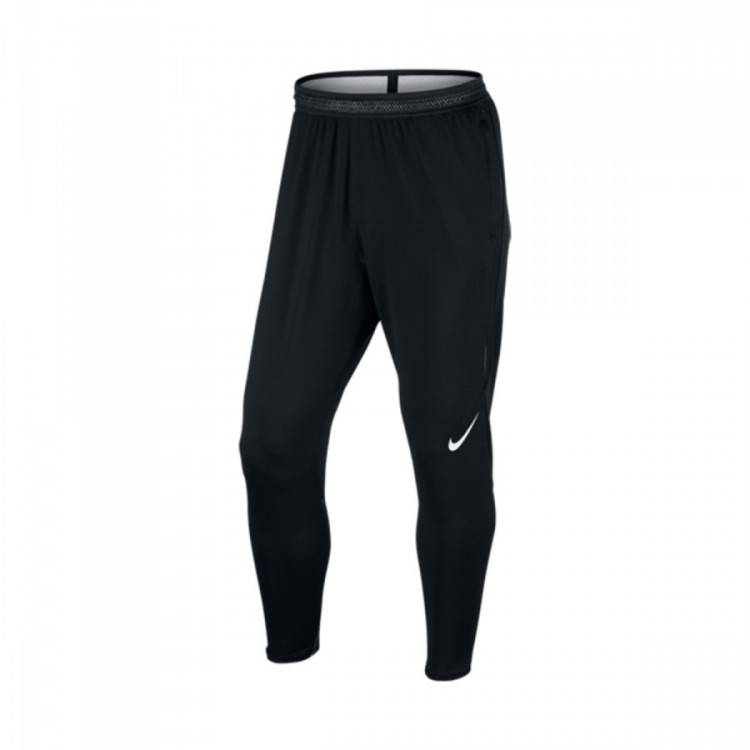 Pantalón largo Nike Dry Strike Football Black-White