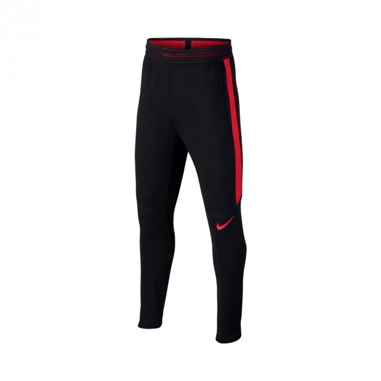 Pantalón largo Nike Strike Dry Niño Black-University red