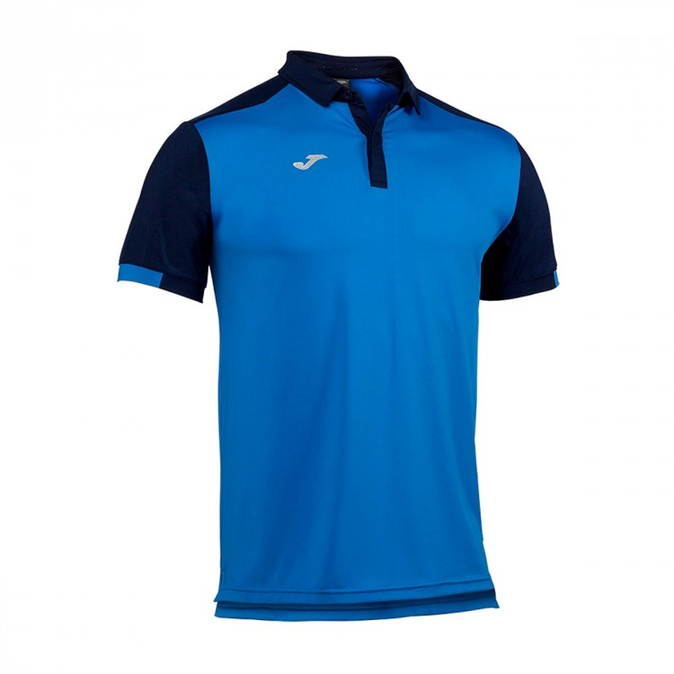 Polo Joma Confort m/c Royal