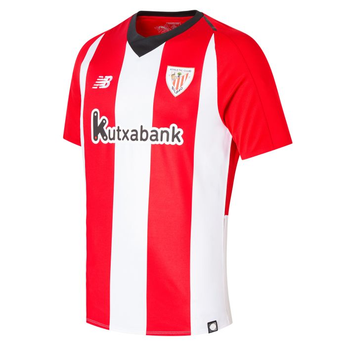 Camiseta primera Athletic Club Bilbao Rojo Blanco 2018/2019