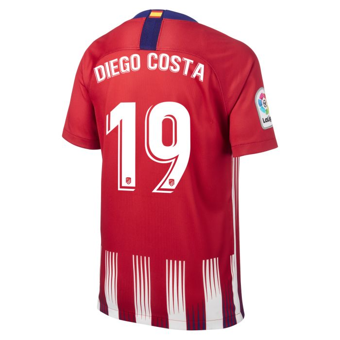 Camiseta primera Atlético de Madrid Stadium Junior Diego Costa 2018/2019