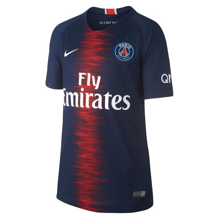 Camiseta primera Paris Saint Germain Junior 2018/2019