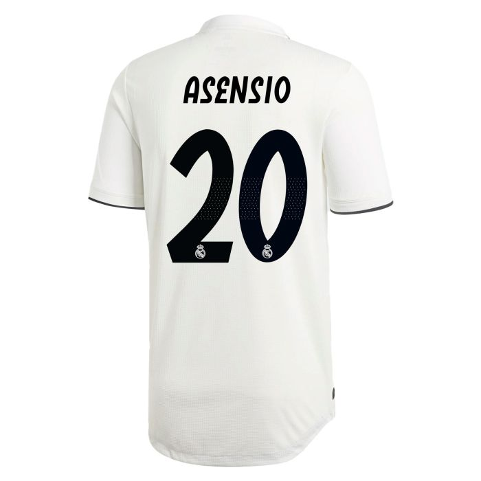 Camiseta primera Real Madrid Authentic Asensio 2018/2019
