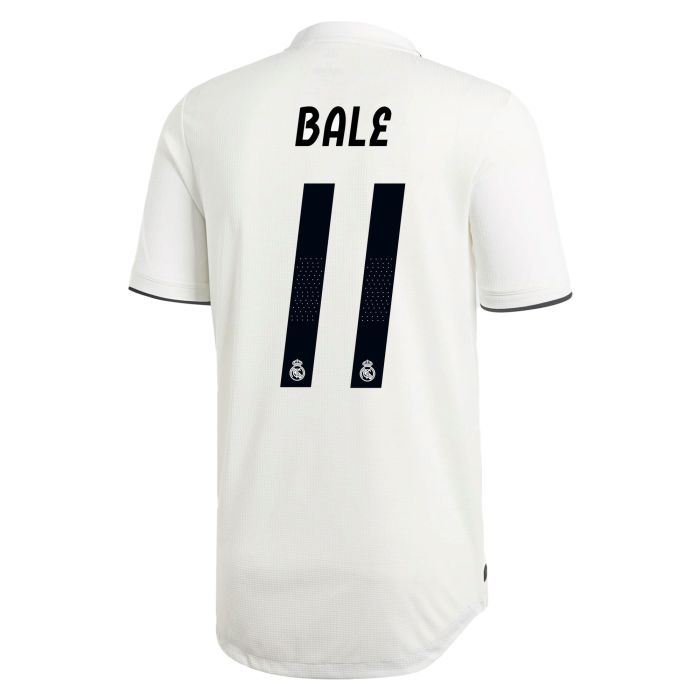 Camiseta primera Real Madrid Authentic Bale 2018/2019