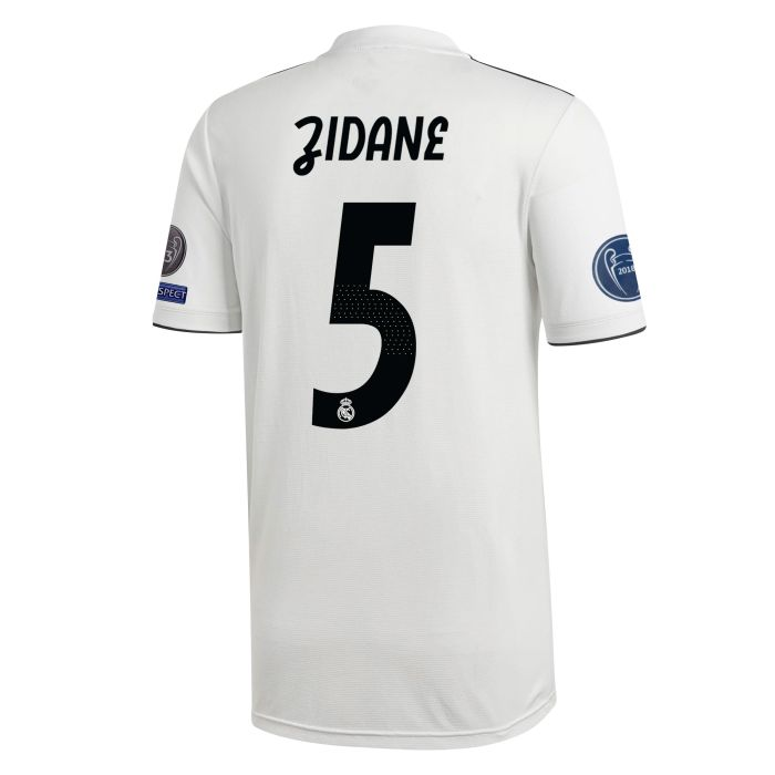 1323a096 Camiseta primera Real Madrid LaLiga Varane Junior 2018/2019,comprar ...