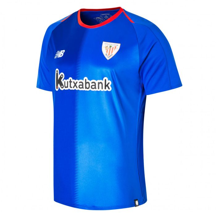 Camiseta segunda Athletic Club Bilbao Azul 2018/2019