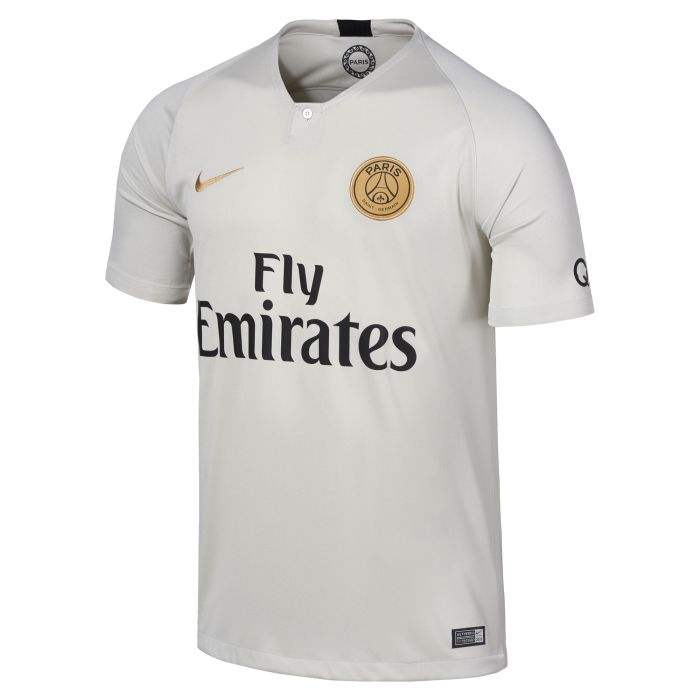 Camiseta segunda Paris Saint-Germain Gris 2018/2019