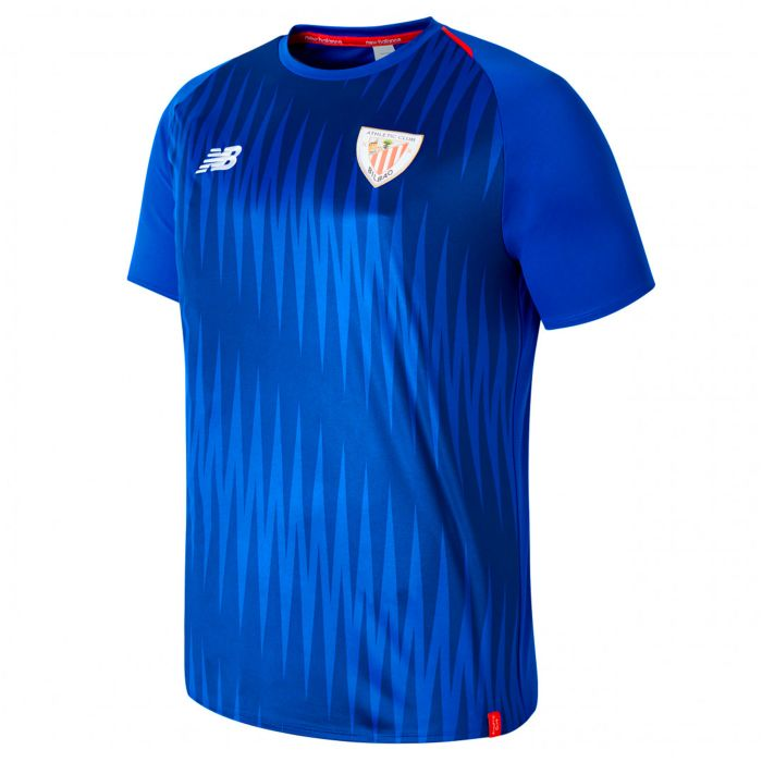 Camiseta de Training Athletic Club Azul 2018/2019