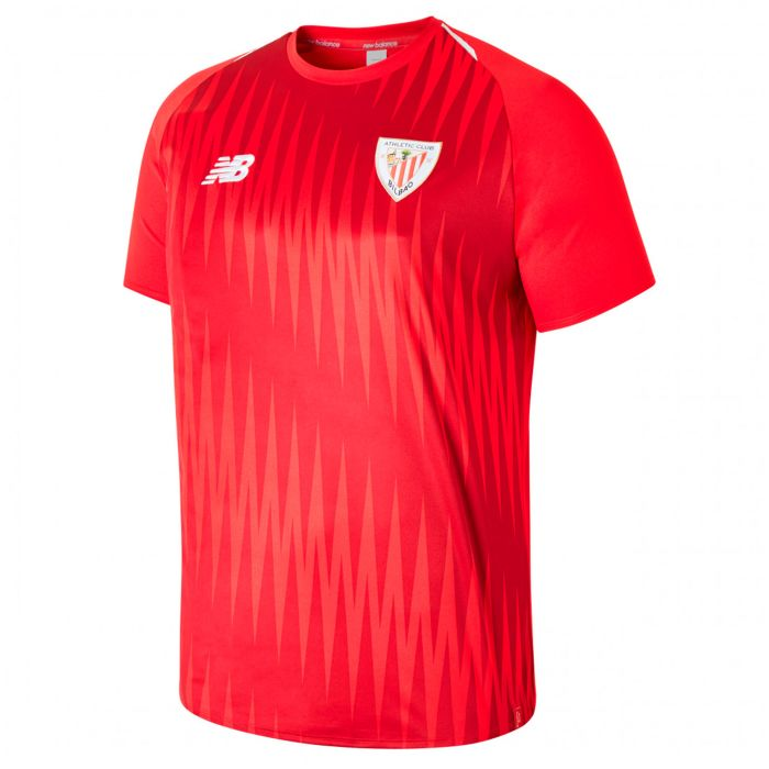 Camiseta de Training Athletic Club Rojo 2018/2019