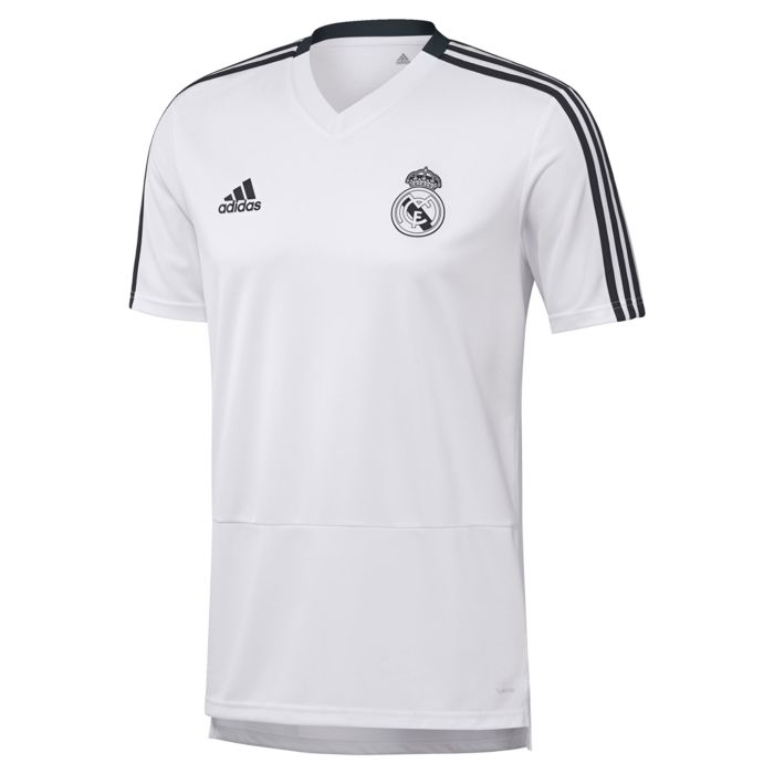 Camiseta de Training Real Madrid Blanco 2018/2019