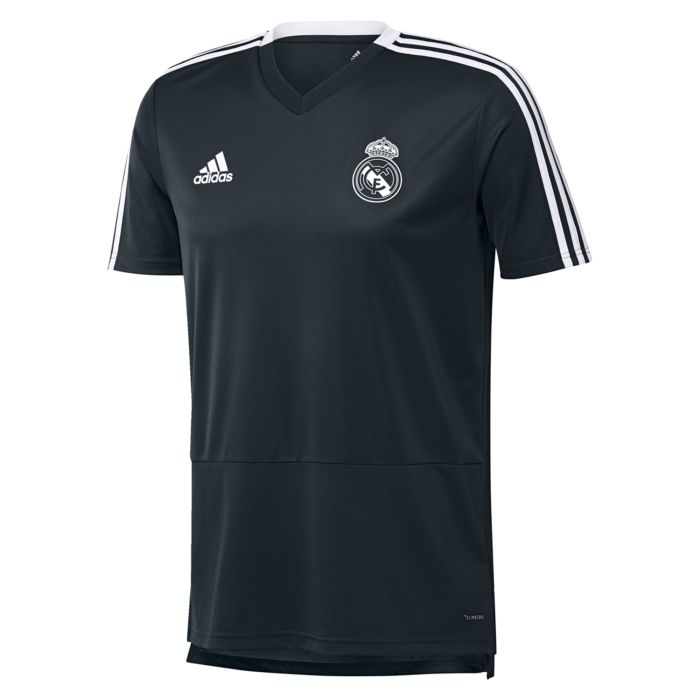 Camiseta de Training Real Madrid Gris 2018/2019