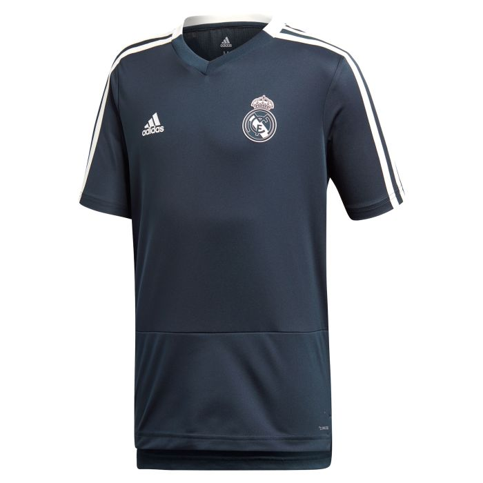 Camiseta de Training Real Madrid Junior Gris 2018/2019