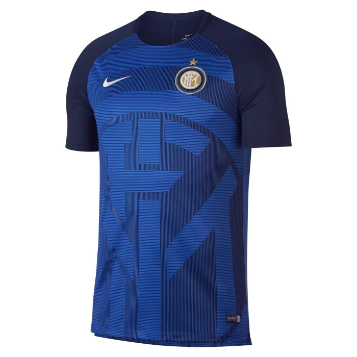 Camiseta Training Inter de Milan Dri-FIT Squad Azul 2018/2019