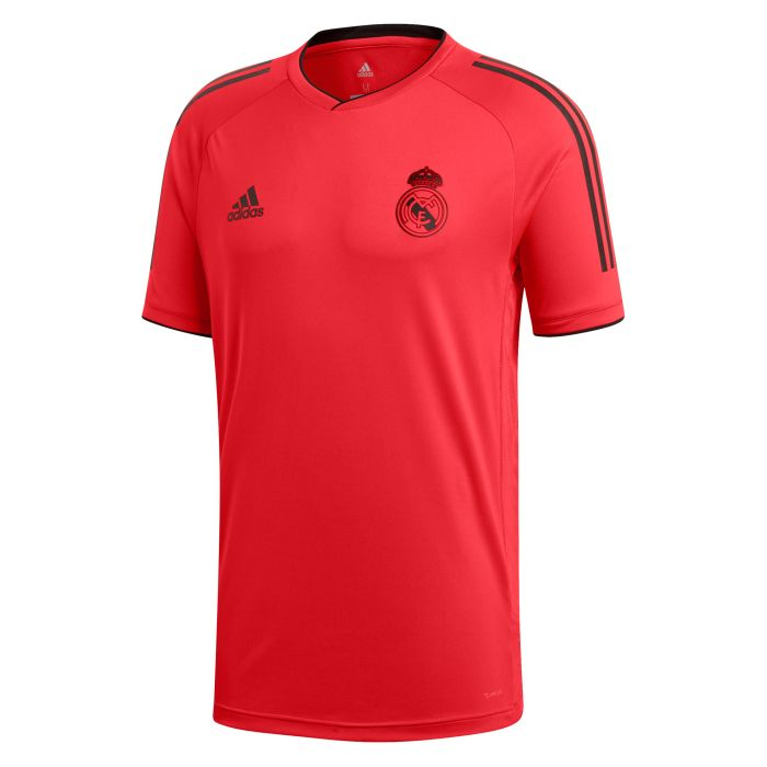 a1c9346d94b66 Camiseta Training Real Madrid Ultimate Coral 2018 2019