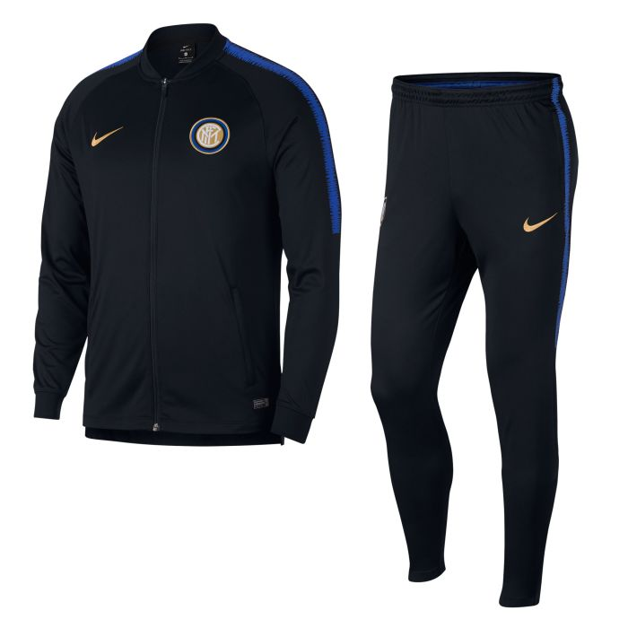 Chándal de Training Inter de Milan Dri-FIT Squad Negro 2018/2019
