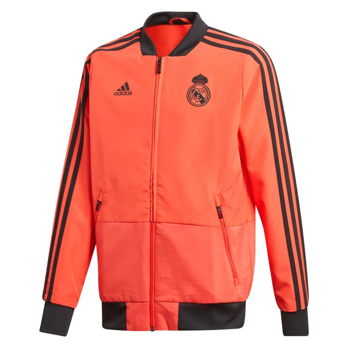 1651dd3723553 Comprar barato Chándal Pre-Match Real Madrid UCL Coral 2018 2019 Online