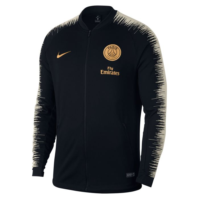 Chaqueta Pre-Match Paris Saint-Germain Negro 2018/2019