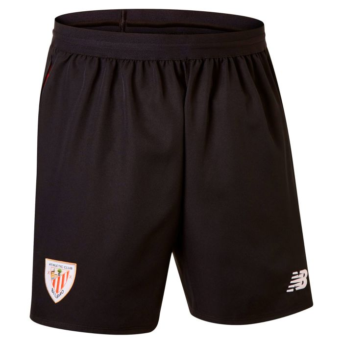 Pantalón primera Athletic Club Bilbao Negro 2018/2019