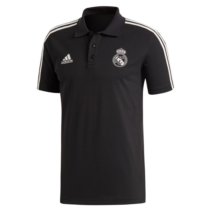 Polo Real Madrid Negro 2018/2019